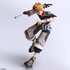 KINGDOM HEARTS 3 BRING ARTS FIGURE VENTUS