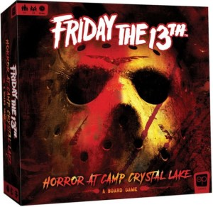 FRIDAY 13TH BOARD GAME