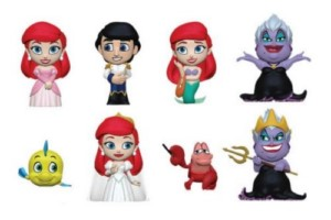 MYSTERY MINIS LITTLE MERMAID DISPLAY (12)