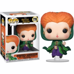 POP FIGURE HOCUS POCUS: WINIFRED FLYING