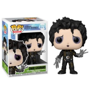 POP FIGURE MANOSTIJERAS: EDUARDO