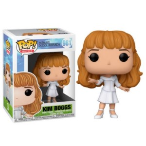 POP FIGURE MANOSTIJERAS: KIM WHITE DRESS
