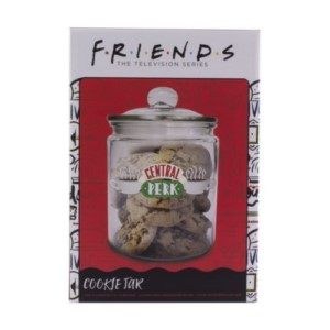 FRIENDS COOKIE JAR