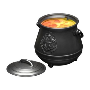 HARRY POTTER CAULDRON LAMP
