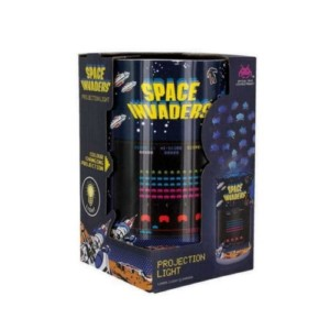 SPACE INVADERS LITTLE LAMP 10 CM