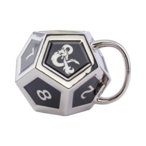 DUNGEONS & DRAGONS DICE MUG