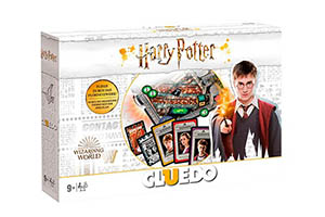 CLUEDO HARRY POTTER ED. BLANCO