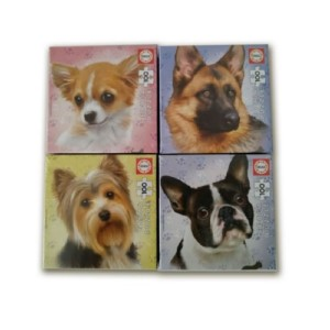 DOG PUZZLE ASSORTMENT DISPLAY (24)