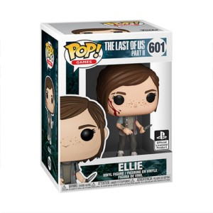 POP FIGURE THE LAST OF US: ELLIE