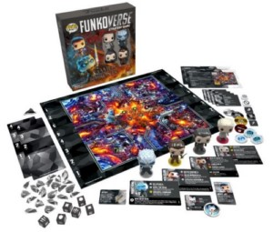 FUNKOVERSE BASICO GAME OF THRONES ENGLISH