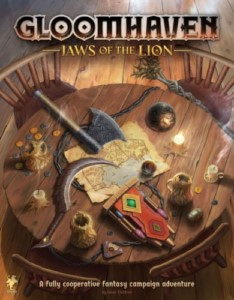 GLOOMHAVEN JAWS OF THE LION ENGLISH