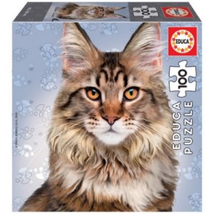 MAINE COON PUZZLE 20 x28