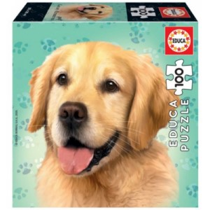 GOLDEN RETRIEVER PUZZLE 20 x28