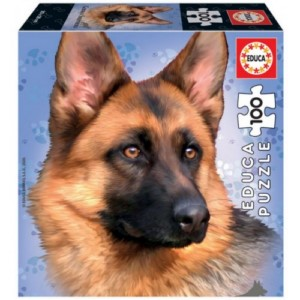 GERMAN SHEPHERD PUZZLE 20 x28