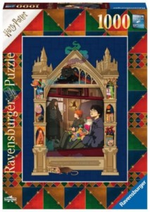 HARRY POTTER 1000 PCS PUZZLE MODEL C