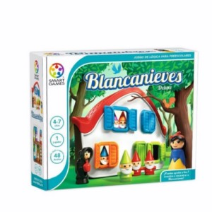 SMART GAMES: BLANCANIEVES