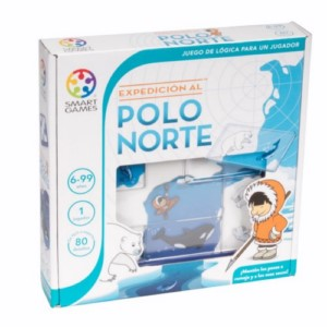 SMART GAMES: EXPEDICION AL POLO NORTE