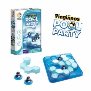 SMART GAMES: PINGUINOS POOL PARTY