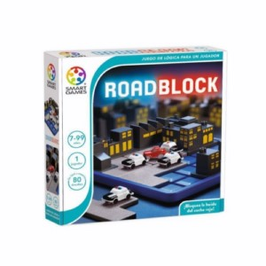 SMART GAMES: ROAD BLOCK