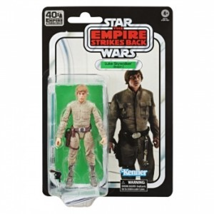 STAR WARS THE BLACK SERIES LUKE SKYWALKER (BESPIN) TOY ACTION FI