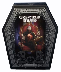 D&D BOARD GAME: CURSE OF STRAHD REVAMPED