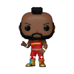 POP FIGURE WWE : MR.T