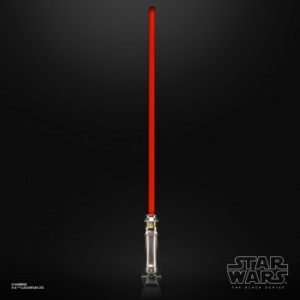 HASBRO STAR WARS BLACK SERIES PALPATINE LIGHTSABER
