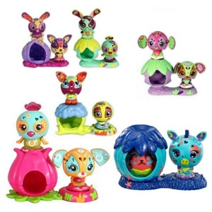 ZOOBLES SEAGONIA PACK (ASSORTMENT)