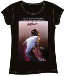 T-SHIRT GIRLY FOOTLOOSE L