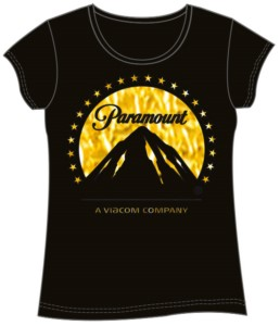 T-SHIRT GIRLY PARAMOUNT XL