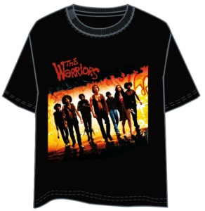 THE WARRIORS T-SHIRT GANG S