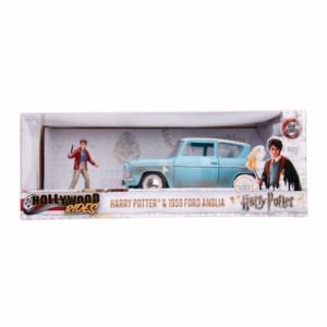 METAL REPLICA CAR HARRY POTTER FORD ANGLIA 1:24