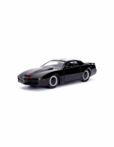 METAL REPLICA CAR KITT COCHE FANTASTICO SCALE 1:32
