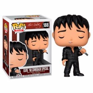 POP FIGURE ELVIS PRESLEY: 68 COMEBACK