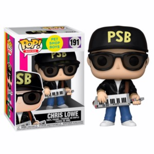 POP FIGURE PET SHOP BOYS: CHRIS LOWE
