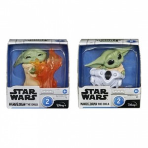 2-PACK HASBRO LIMITED EDITION MANDALORIAN CHILD A