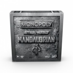MONOPOLY STAR WARS MANDALORIAN LIMITED EDITION