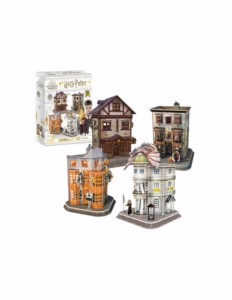 HARRY POTTER 3D PUZZLE CALLEJON DIAGON