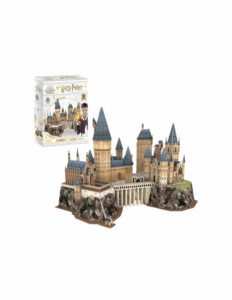 HARRY POTTER 3D PUZZLE CASTILLO DE HOGWARTS