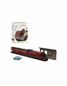 HARRY POTTER 3D PUZZLE EXPRESO HOGWARTS