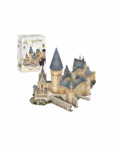 HARRY POTTER 3D PUZZLE GRAN SALON HOGWARTS