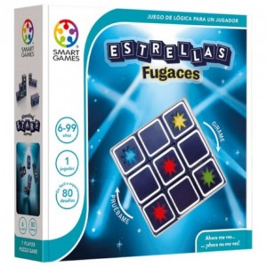 SMART GAMES: ESTRELLAS FUGACES