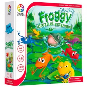 SMART GAMES: FROGGY