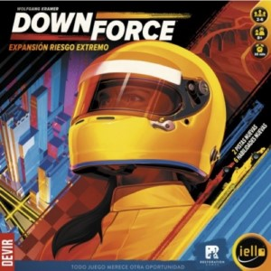 DOWNFORCE EXPANSION: RIESGO EXTREMO (SPANISH)