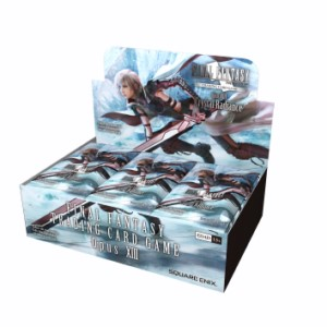 FINAL FANTASY OPUS 13 BOOSTER DISPLAY BOXES (36 x 6)