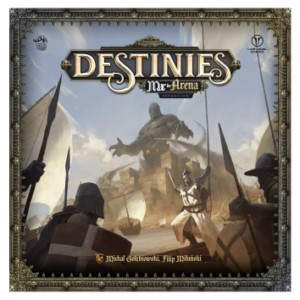 DESTINIES: MAR DE ARENA (SPANISH)
