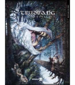TRUDVANG CHRONICLES: BESTIARIO DE JORGI (SPANISH)
