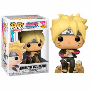POP FIGURE BORUTO: BORUTO