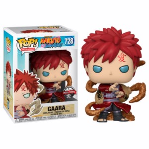 POP FIGURE NARUTO: GAARA METALLIC