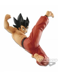 BANPRESTO FIGURE DRAGON BALL GOKU MATCH 12 CM